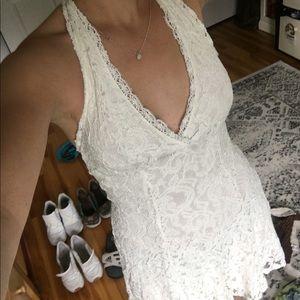 UO lace dress